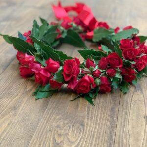 Corona Rose Rosse