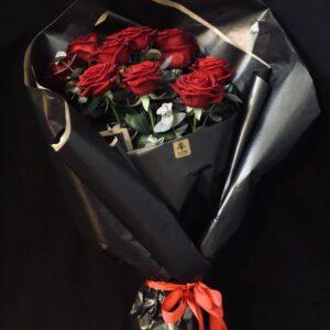 Rose rosse – 12 steli