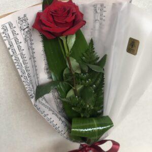 Rose rosse – Singola