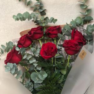 Rose rosse – 7 steli