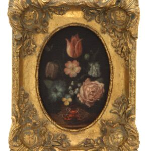 Cornice oro – Florie