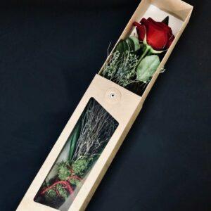 Rosa Rossa – Natural Box