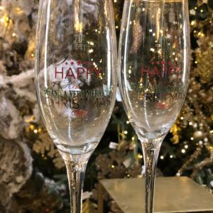 Calici Merry Christmas – spumante
